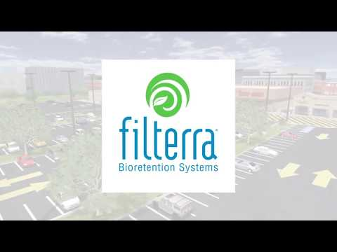 Filterra - Stormwater Bioretention Filtration System