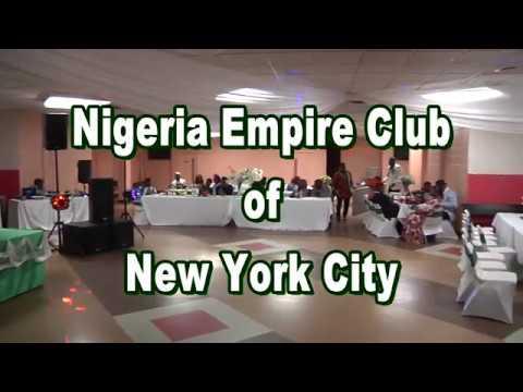 Nigeria Empire Club, NY 2017 End of year Party (1)