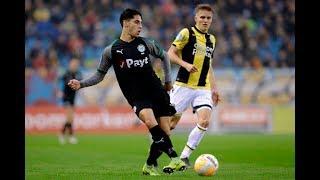 Samenvatting Vitesse - FC Groningen 3-1 (21-05-2019)
