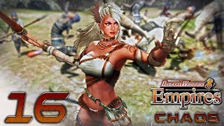 Dynasty Warriors 8 Empires Chaos Gameplay Walkthrough #16 [Zhurong] | English No Commentary PC