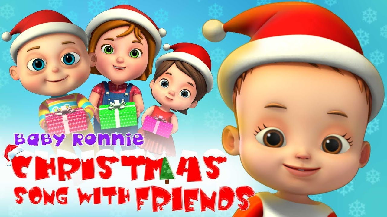 We Wish You A Merry Christmas Song And More Baby Ronnie Rhymes Videogyan 3D Rhymes YouTube