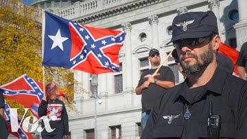 Neo-Nazis explain why they like Donald Trump
