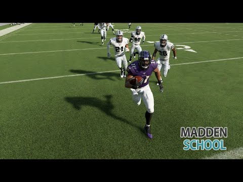 Madden 20 Great RPO Play: Pistol Strong - Stretch Alert X Lookie