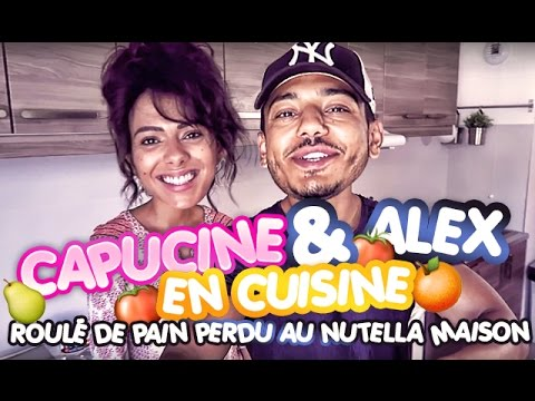 pain perdu roul au nutella by bodytime youtube. Black Bedroom Furniture Sets. Home Design Ideas