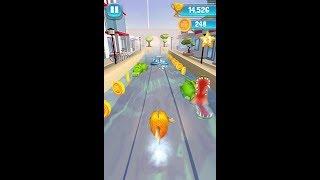 Run Fish Run 2 Android Gameplay VIdeo
