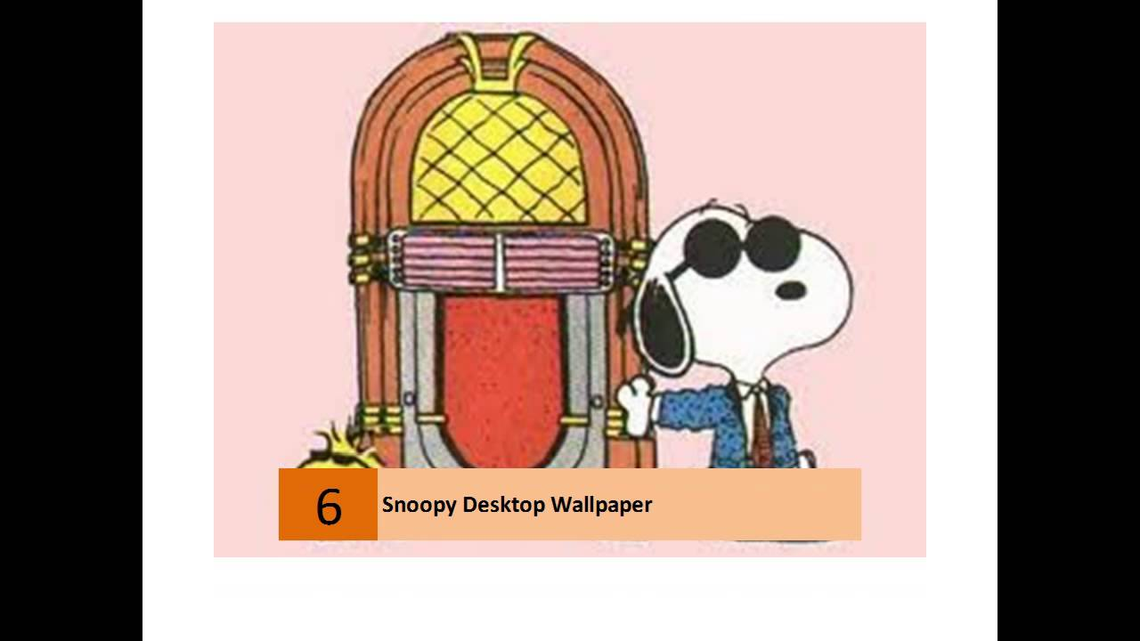 snoopy pictures desktop wallpapers - youtube