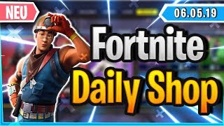 *RARE* EMOTES & NEW SKIN IN SHOP - Fortnite Daily Shop (6 May 2019)