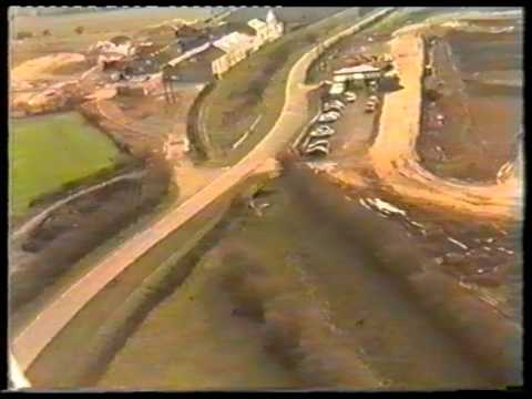 Grantham From Air 1992