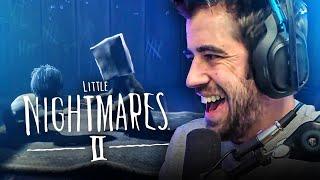 LITTLE NIGHTMARES 2 || EMPIEZAN LAS PESADILLAS #1