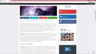 Como utilizar o shortcode de Captura de Email - Tema WordPress Centive Avante