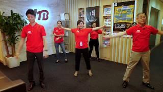 アジアと日本の架け橋『みんなでラジオ体操 in Singapore』by JTB Pte Ltd/Asia Pacific Headquarters