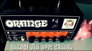 Orange Jim Root Terror - Metal