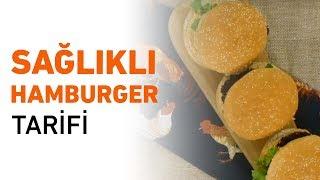 Sağlıklı Hamburger Yapımı