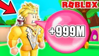 THE BIGEST CHICLE in ROBLOX!!! 😣💥