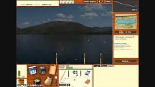 Русская Рыбалка 3 ловля Лабынкырского черта