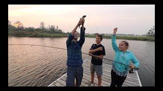 Fishing trip en Alberta