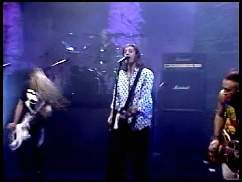 Jesus Jones - Real Real Real & Right Here Right Now  Live 1991