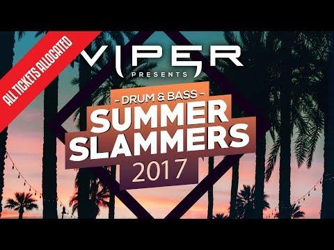 Viper Recordings Summer Slammers 2017