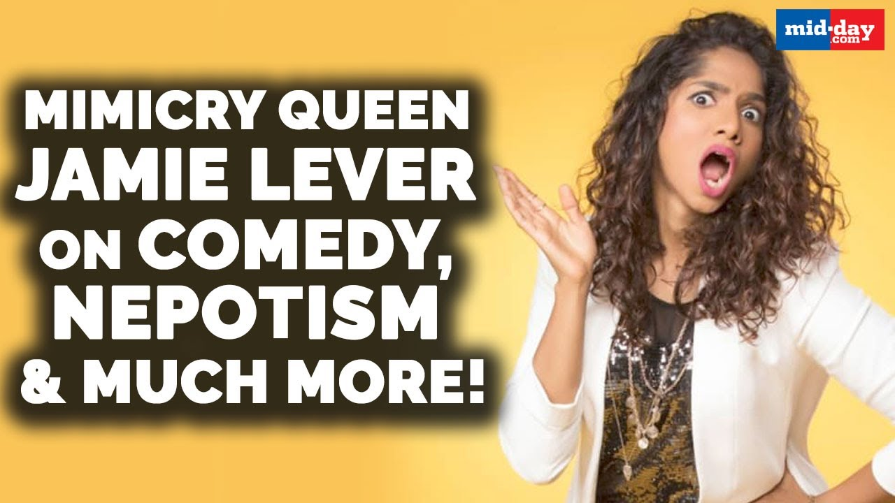 Download Jamie Lever, the Mimicry Queen on comedy, nepotism and much more! | Midday Exclusive