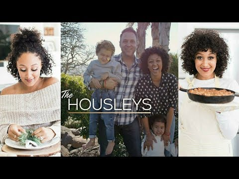 Tamera Mowry ANNOUNCES her NEW TV SHOW with her Husband and Kids on HGTV!