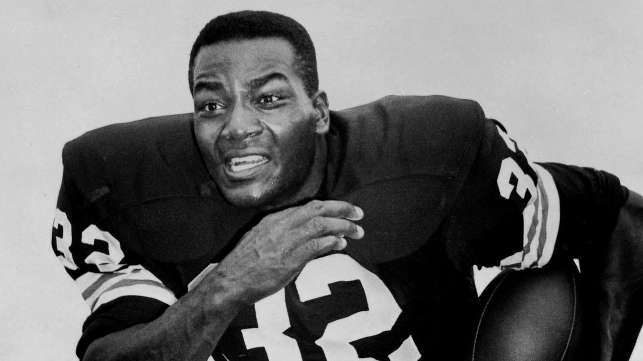 Jim Brown Highlights (new extended version - 63 minutes ...