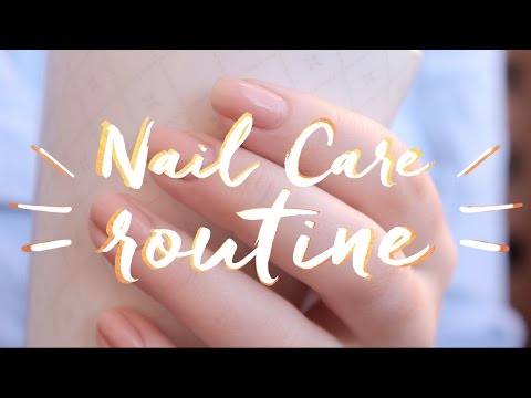 Уход за ногтями / Nail Care Routine | Beauty Blanc