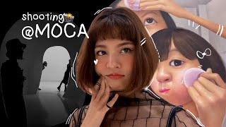 VLOG | How I shoot in the art museum | MOCA , Bangkok | JAYTSTYLE☆ [ TH●ENG●JP SUB CC ]