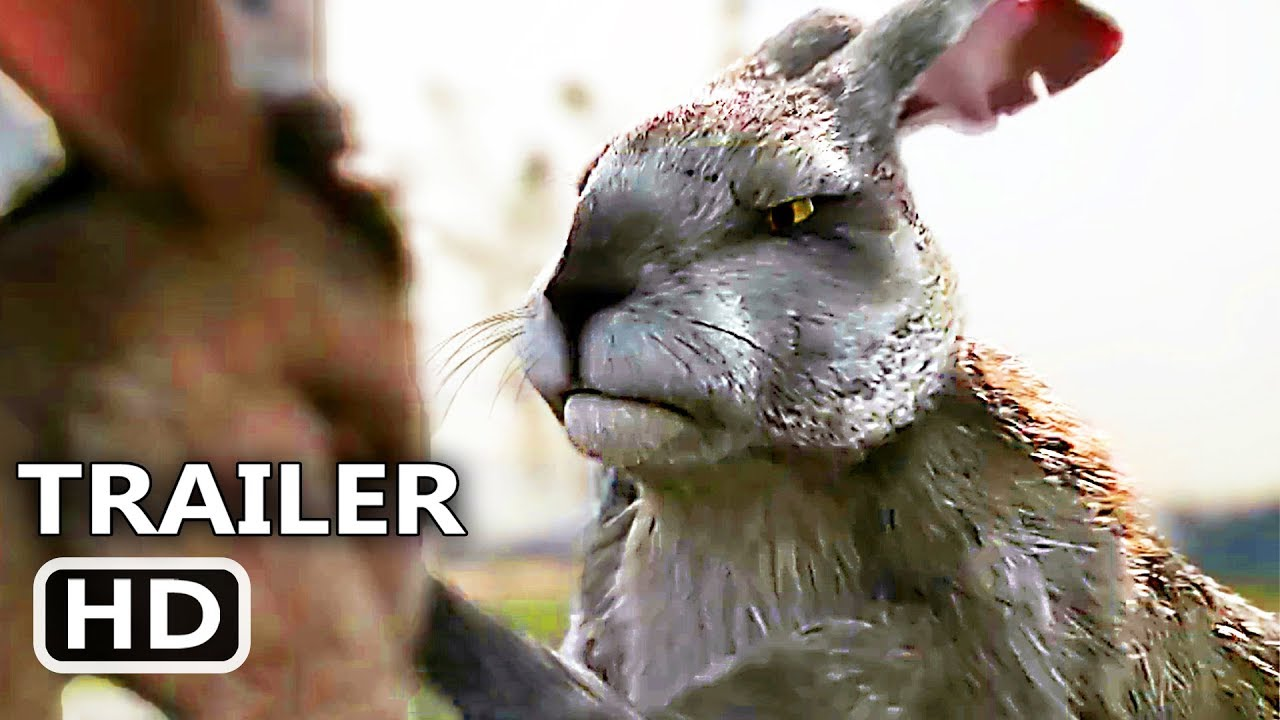 WATERSHIP DOWN Official Trailer (2018) James McAvoy, Animated Rabbit Movie HD
