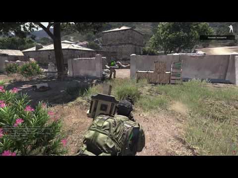 ArmA 3 - Beavis starts a Zombie karaoke session