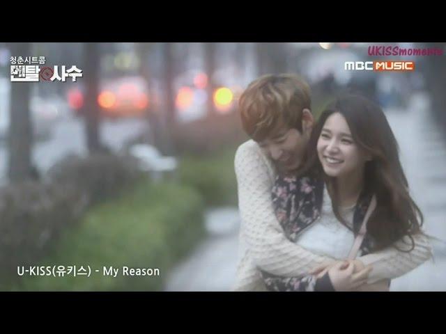 [ENG SUB] 140407 U-KISS KEVIN & ELIs Drama Cut (w FIESTAR JEI)