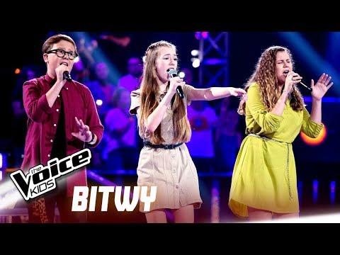 "Szydłowski, Sztachańska, Hidane - ""Spirit"" - Bitwy | The Voice Kids Poland 3"