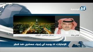 هاني وفا: التحالفات التي قامت بها قطر مع إسرائيل وإيران تعتبر شوكة في الخاصرة العربية ككل