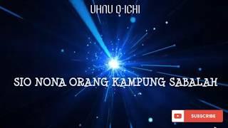 Gambar cover NONA KAMPUNG SABALAH - AdityaResso feat UHNU Q-ICHI