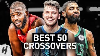 BEST 50 Crossovers & Handles of the 2018-19 NBA Regular Season