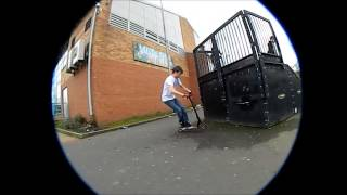 Dylan Field Dogg Scooters Sponsorship Edit 2014