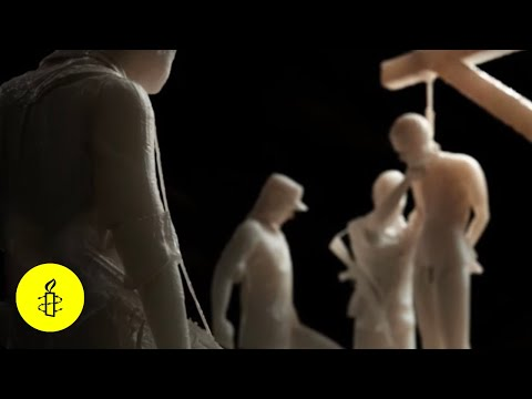 Pubs #3 Peine de mort - Amnesty International France