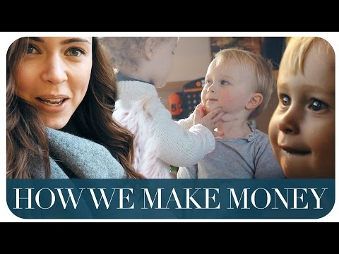 HOW TO MAKE MONEY FROM YOUTUBE | THE MICHALAKS