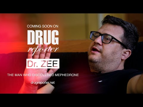 Teaser 1 to DR. ZEE: THE MAN WHO DISCOVERED MEPHEDRONE