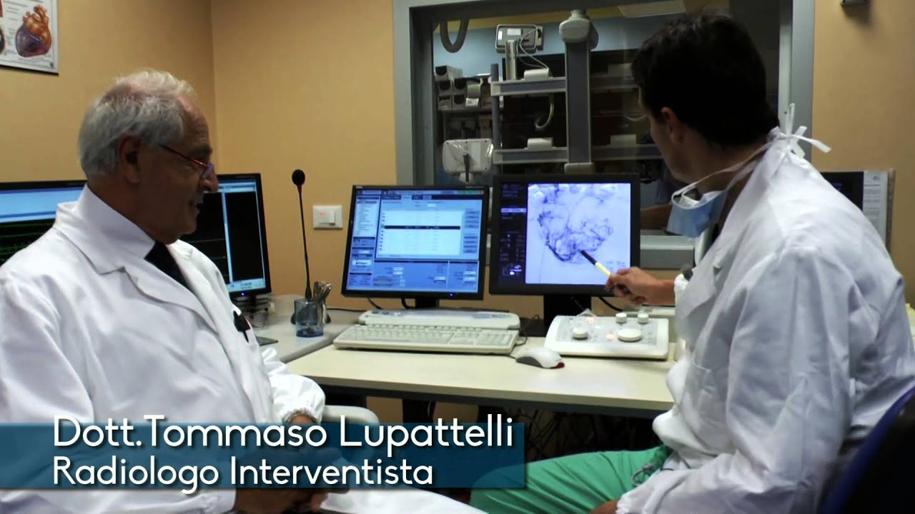 embolizzazione prostata san carlo di nancy roma