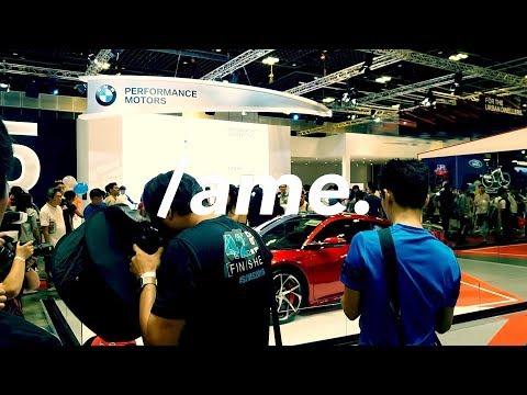 LAME Video Report vol. 3 : Singapore Motorshow 2017