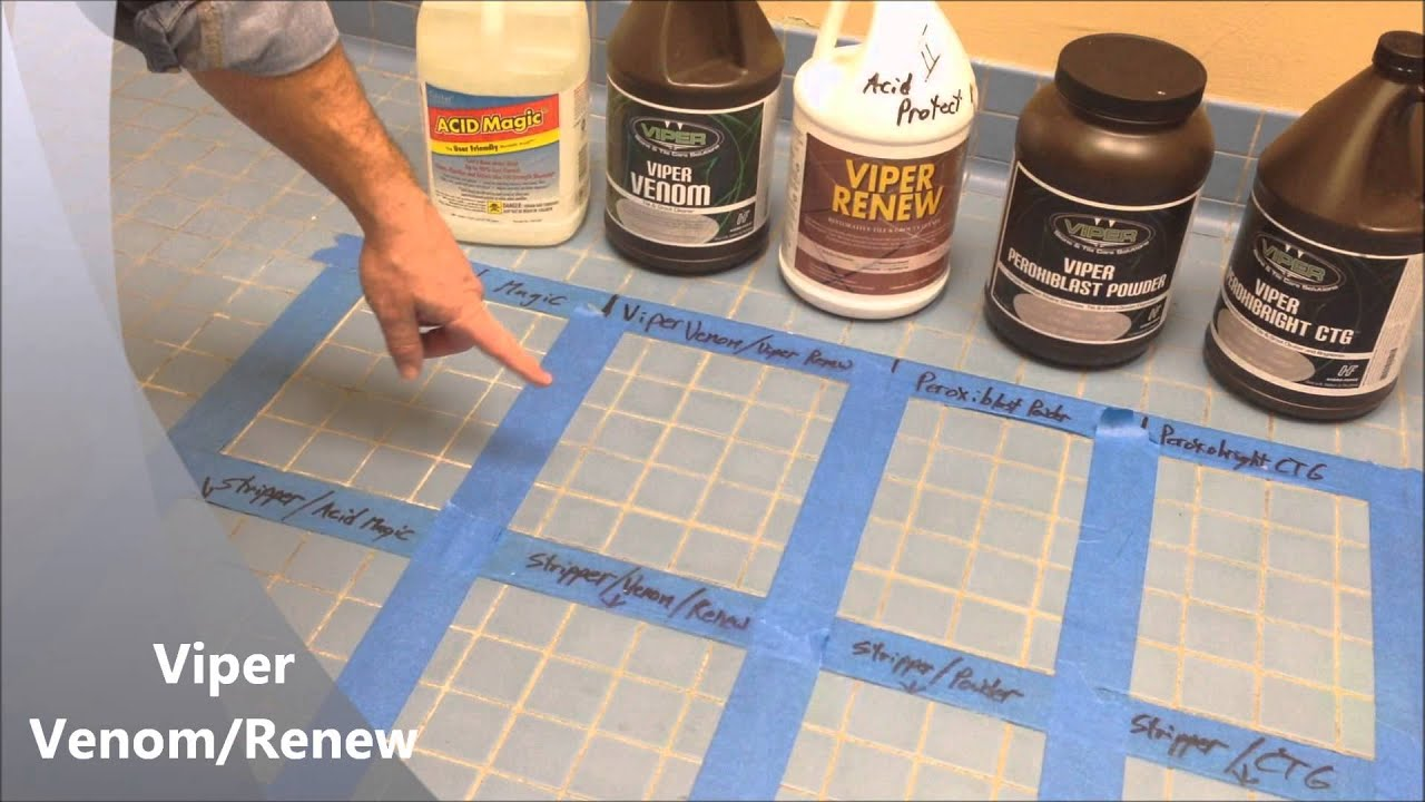 How To Use Muriatic Acid To Clean Tile Tile Design Ideas
