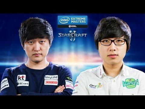 StarCraft 2 - Flash vs. Trap (TvP) - IEM Katowice 2015 - Ro16