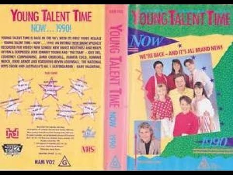 Young Talent Time Now 1990 | FULL VIDEO