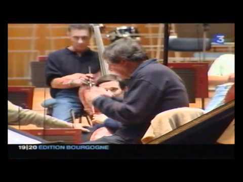 Thierry CAENS trompette F3 3ème Souffle