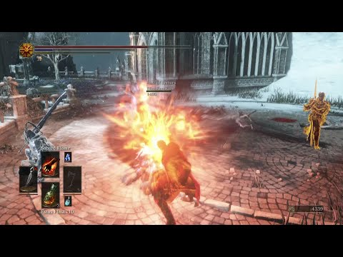 how to get to cyro pyromancer ds3