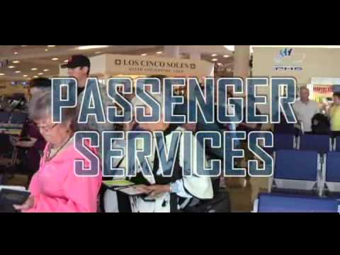 Passenger Handling Services