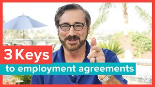 Entrepreneurs, watch out for Employment Agreements | DON'T GET SCREWED!
