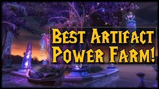 Fastest Artifact Power Farming!