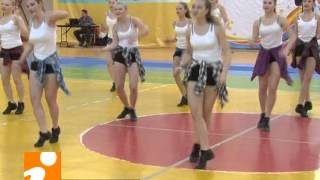 Открытый Кубок по черлидингу Звезды 2014