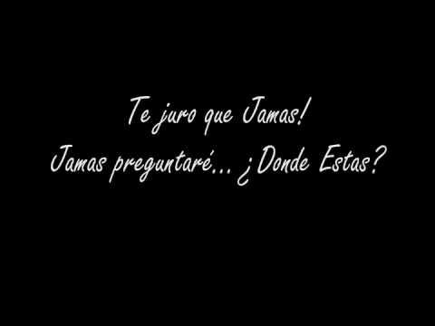Jose Luis Caballero Tu Donde Estas Youtube